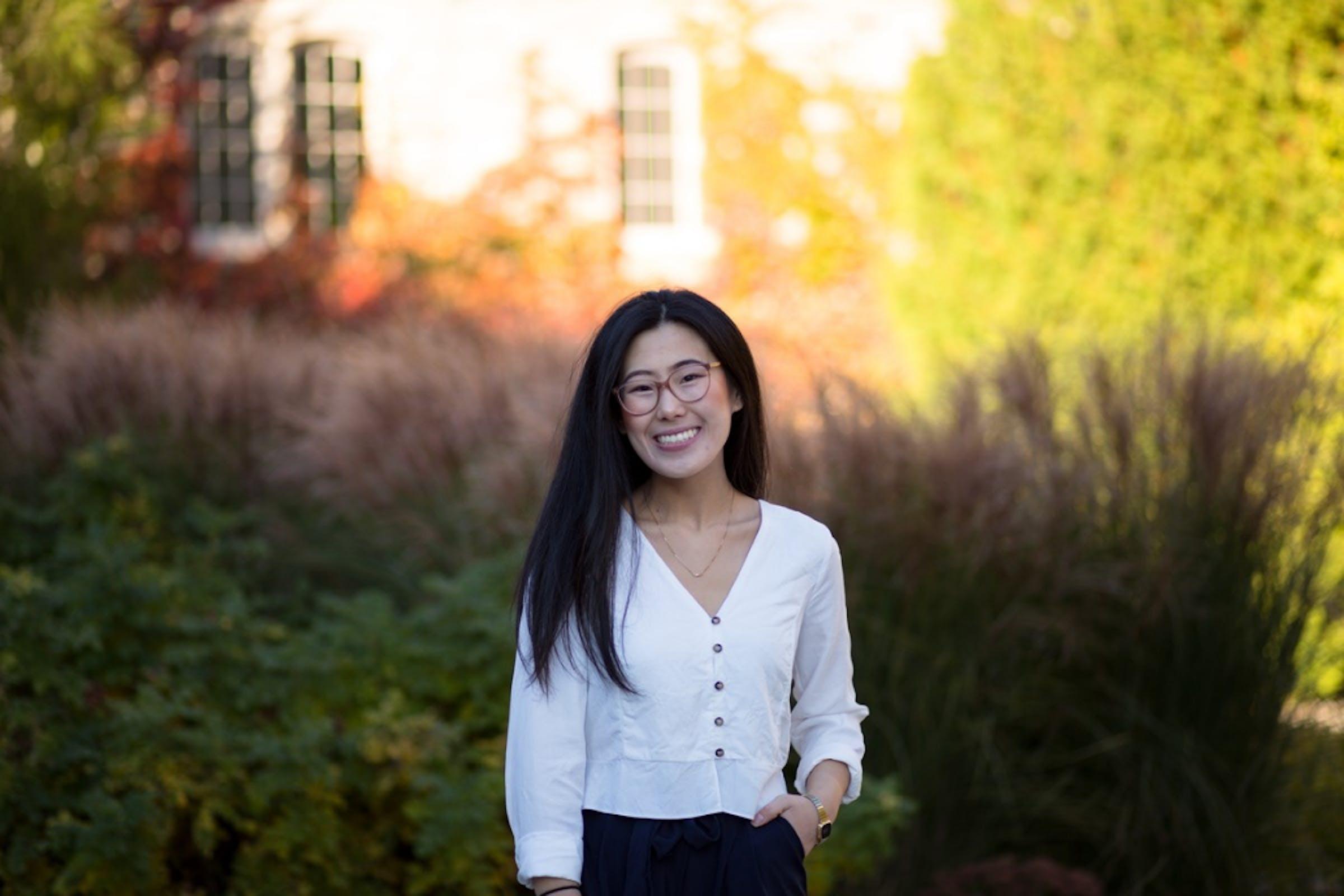 portrait of Marissa Liu, founder of neutral