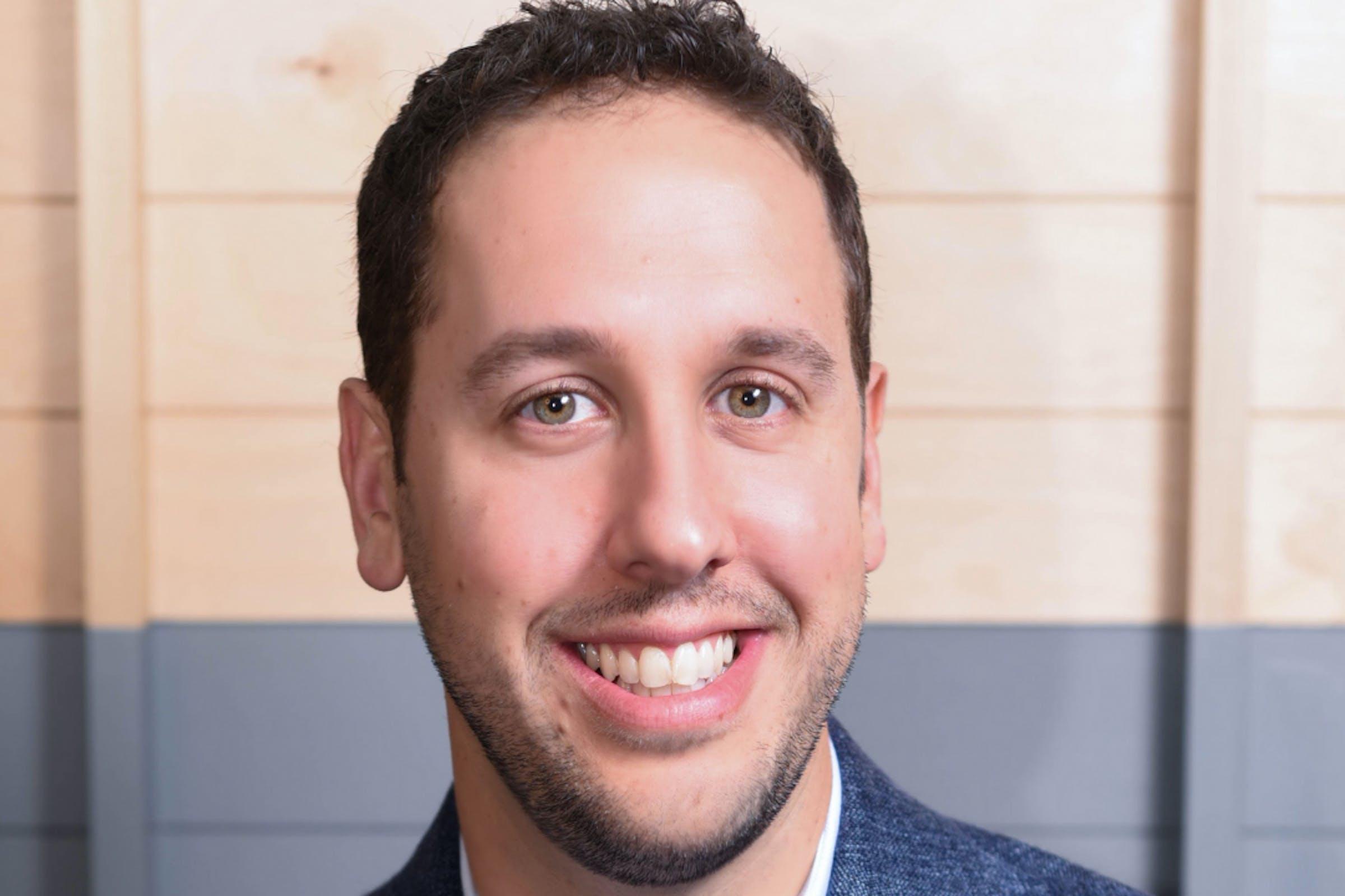 Headshot of Solar Kal founder, Yaniv Kalish