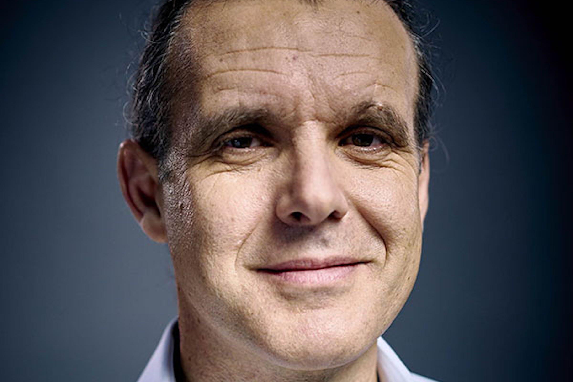 Portrait of Enric Sala.