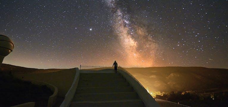Star sign travel.