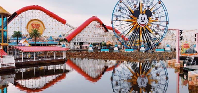 Family theme park holidays