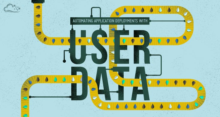 user data automation illustration