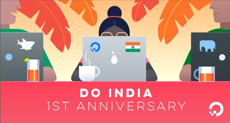 DO India 1st Anniversary