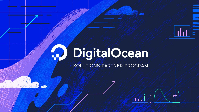 Solutions Partner Program illustration with arrows