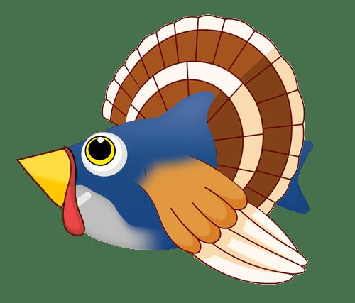 Sammy the Turkey