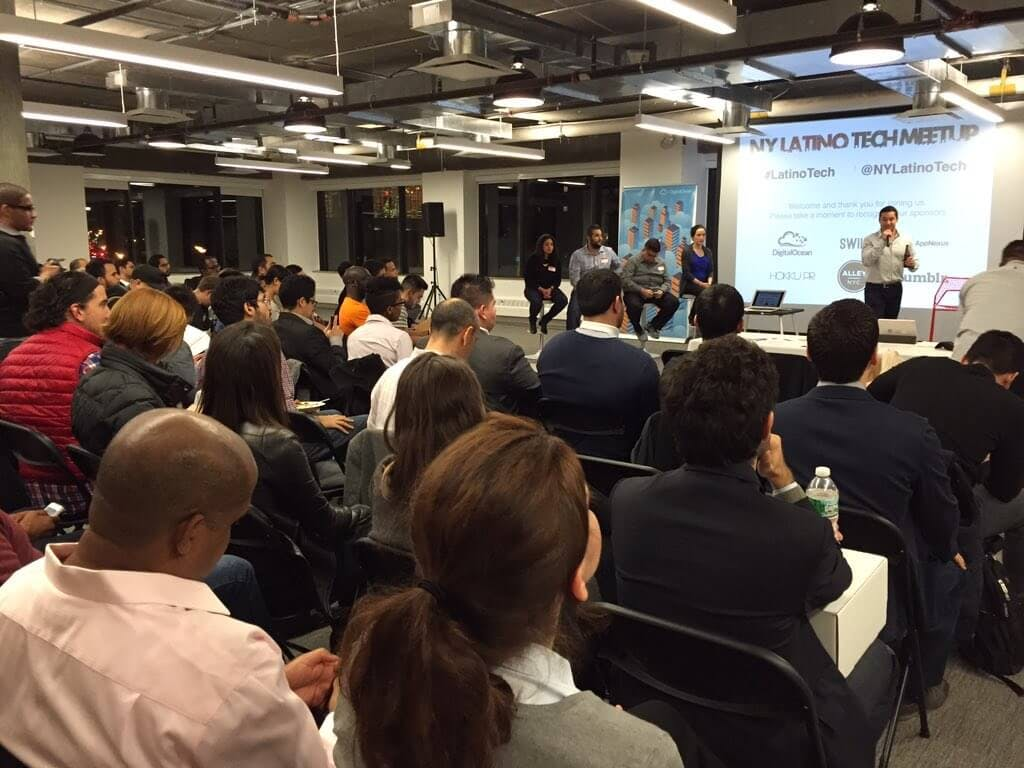 NY Latino Tech Meetup, Hosted at DO