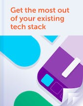 Get the most out of your existing tech stack with Slack cover