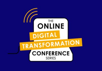 Online Digital Transformation Conference Series Logo