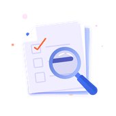 Searching checklist