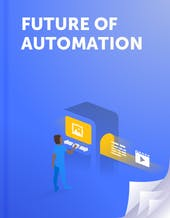 Future of automation cover
