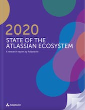 The State of the Atlassian Ecosystem 2020 report cover