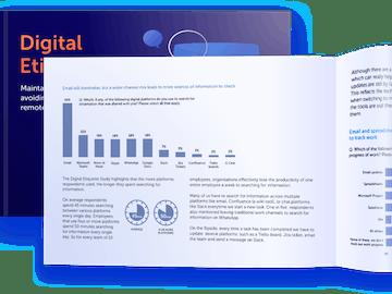 Digital etiquette report