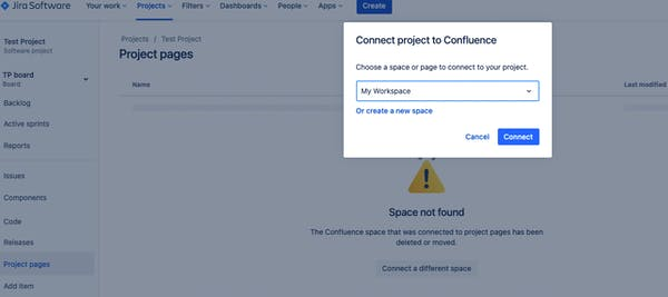 Confluence Jira working together