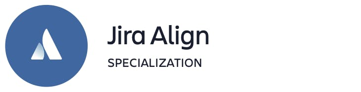 Adaptavist adds Atlassian Jira Align Specialization Badge to agile transformation credentials.