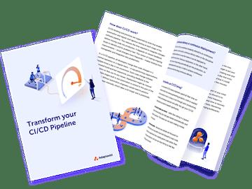Transform your CI/CD pipeline eBook