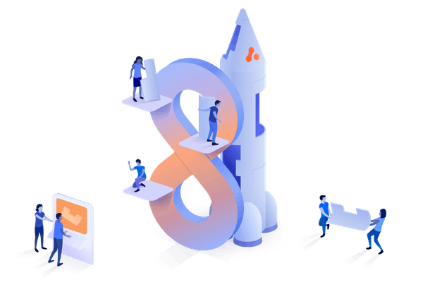 Scaling agile rocket