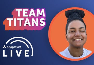 Team Titans Season 2, Episode 4 - Tiffany Wortham