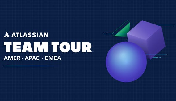 Atlassian Team Tour 2020