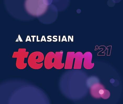 Atlassian Team '21 Square Banner