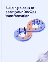 Building blocks to boost your DevOps transformation book cover