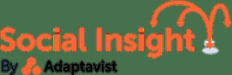 social insight arrow logo