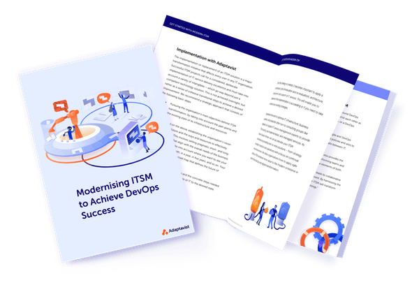 Modernising ITSM to achieve DevOps success