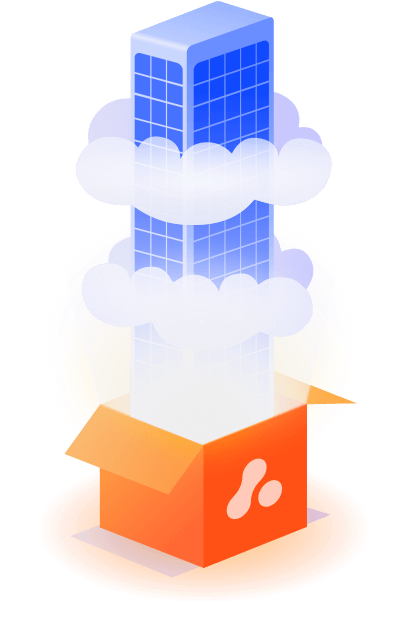 Office scaling to the clouds from a box