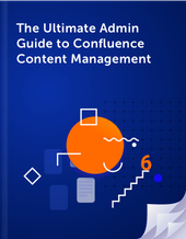 The Ultimate Admin Guide to Confluence Content Management book cover