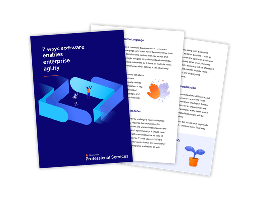 adaptavist 7 ways software enables enterprise agility guide