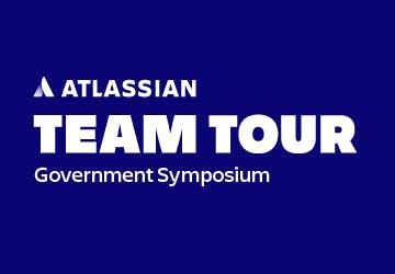 Atlassian Government Symposium 2021 logo image