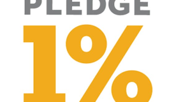 Adaptavist joins the Pledge 1% movement