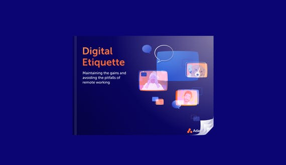 New report: Digital communication etiquette in the era of remote work