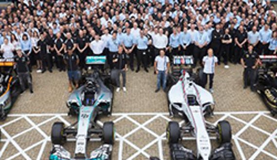 5 ways Formula 1 is the ultimate in Agile development