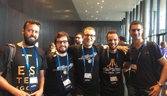 Atlassian Summit 2018 - we came, we saw, we had a blast!