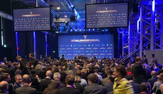 What we learned at the World Web Forum 2019