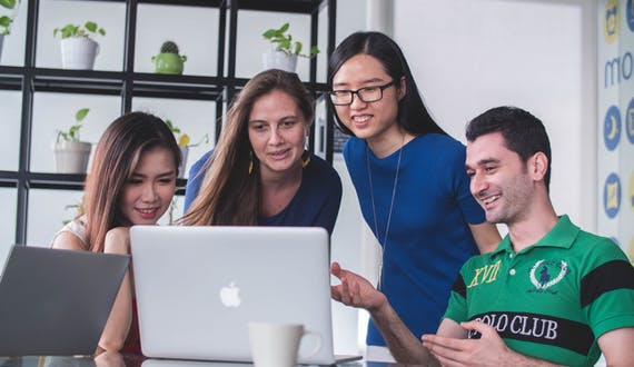 How tech companies can empower the next generation of talent