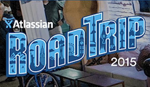 See you at Atlassian RoadTrip?