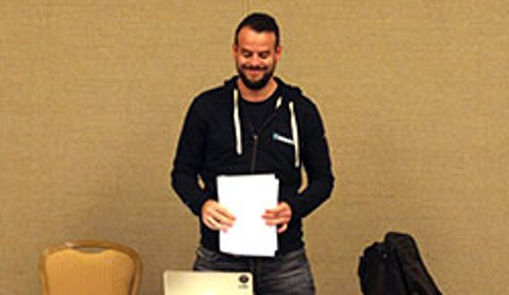 Speaking at Atlassian Summit 2016