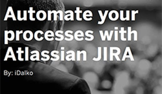 """Jamie Echlin to deliver keynote at """"Automate Your Processes With JIRA"""""""