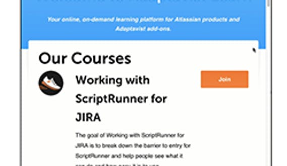 Taking the work out of Atlassian training