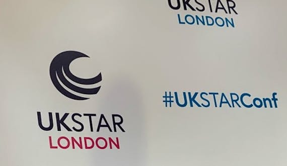 Three things we learned at UKSTAR 2019
