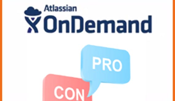 Atlassian OnDemand: The Pros and Cons of Atlassian in the cloud