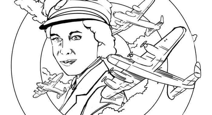 Adaptavist Black History Month colouring book