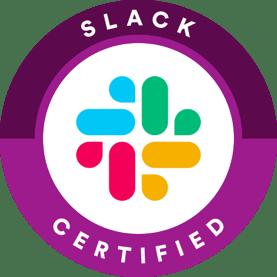 slack certified logo
