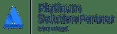 Atlassian Platinum Solution Partner for Enterprise logo