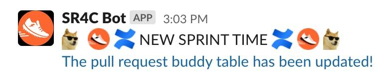 Super cool Slackbot messages