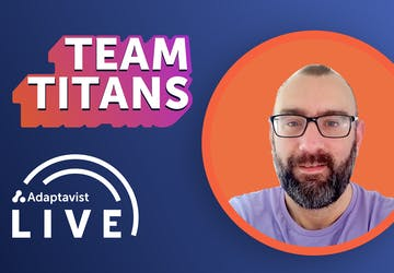 Transcript: Team Titans Season 2, Episode 3 - Matt Saunders