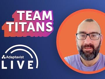 Team Titans feat. Matt Saunders Episode Artwork