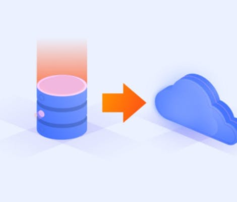 Server to cloud