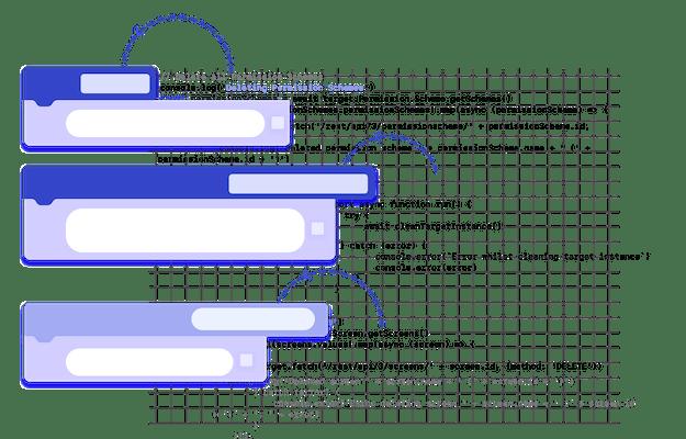 Building scripts with AutoBlocks